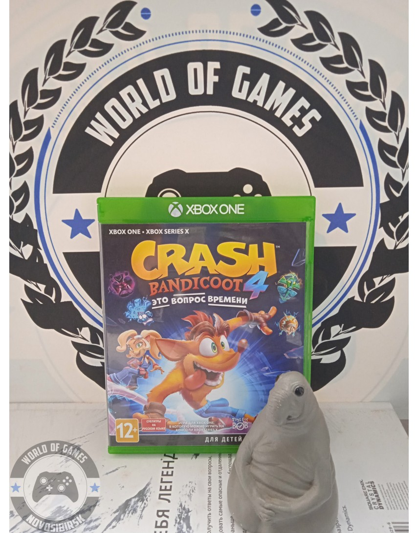 Crash Bandicoot 4 It's About Time [Xbox One]
