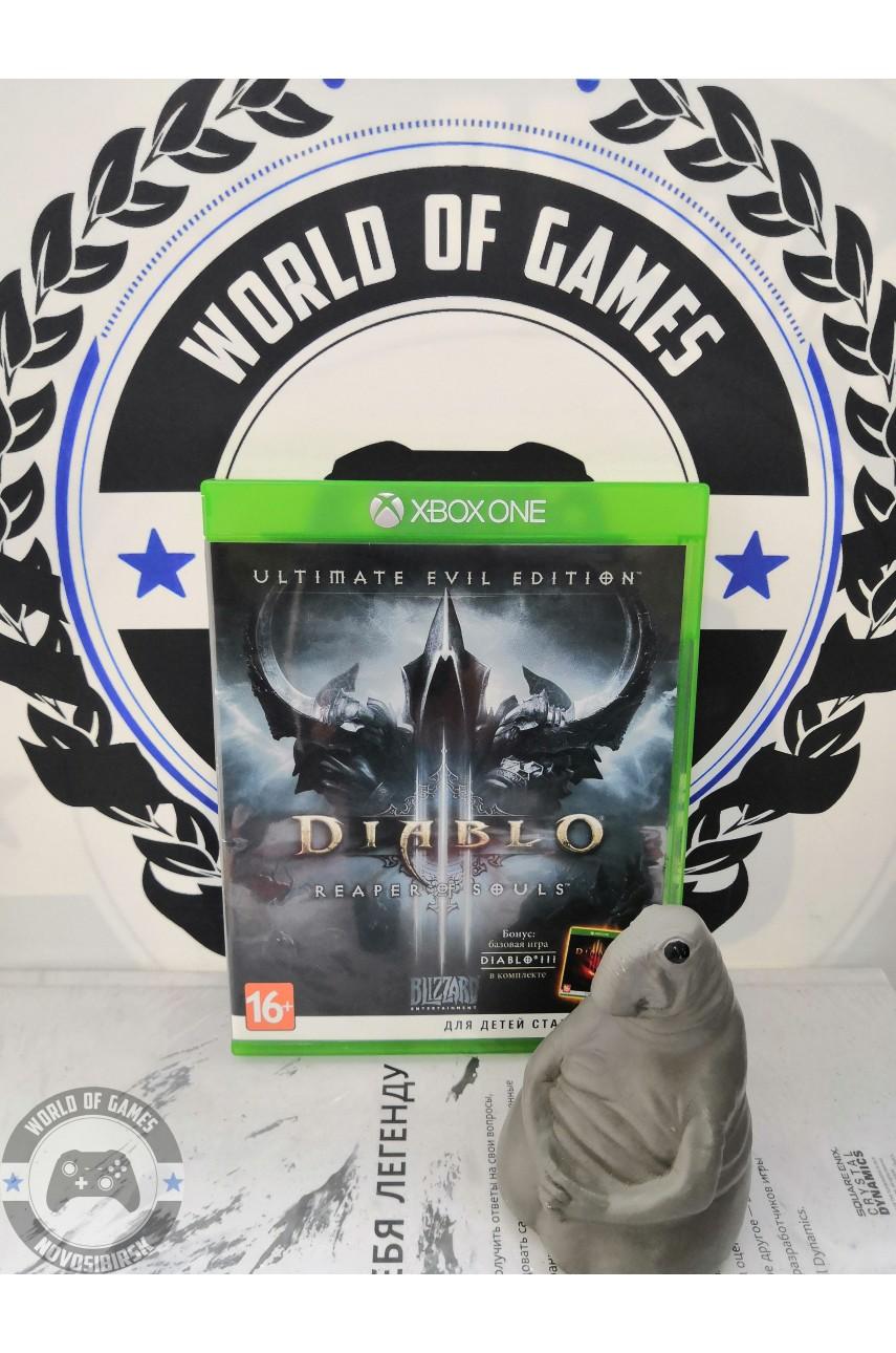Diablo 3 Reaper of Souls [Xbox One]