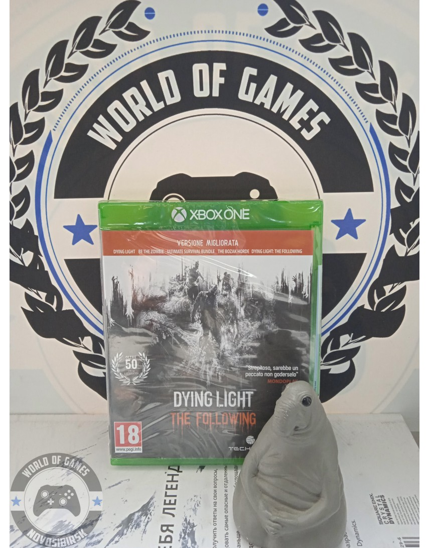 Dying Light The Following [Xbox One]