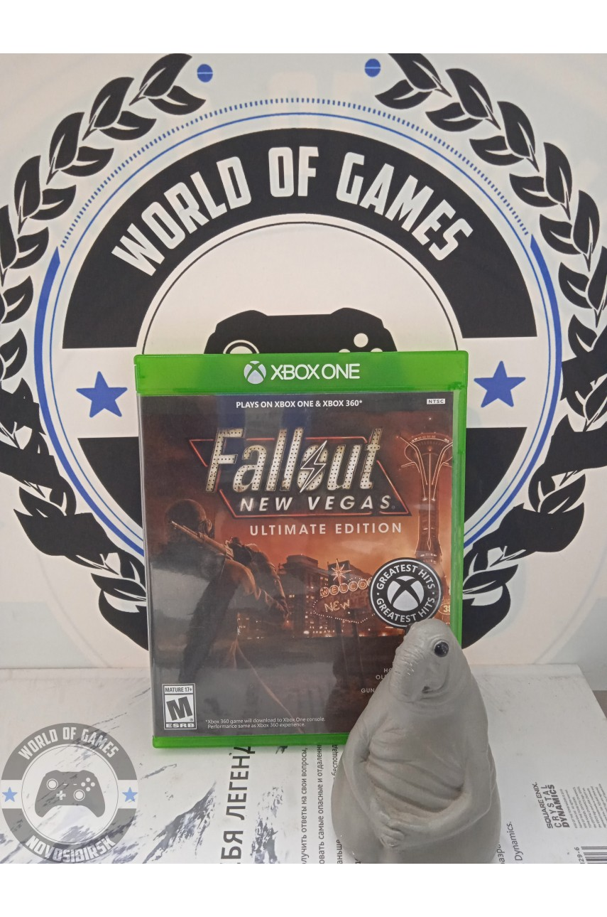 Fallout New Vegas Ultimate Edition [Xbox One]