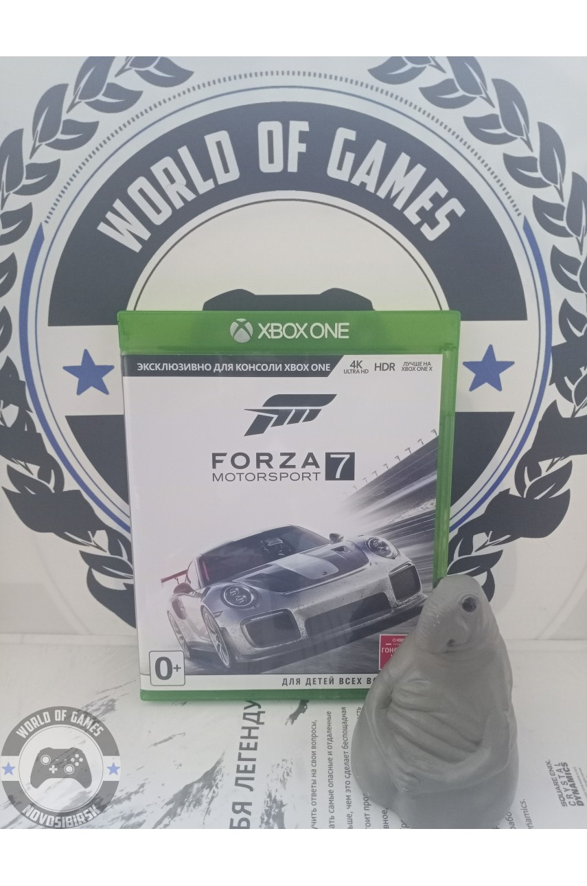 Forza Motorsport 7 [Xbox one]