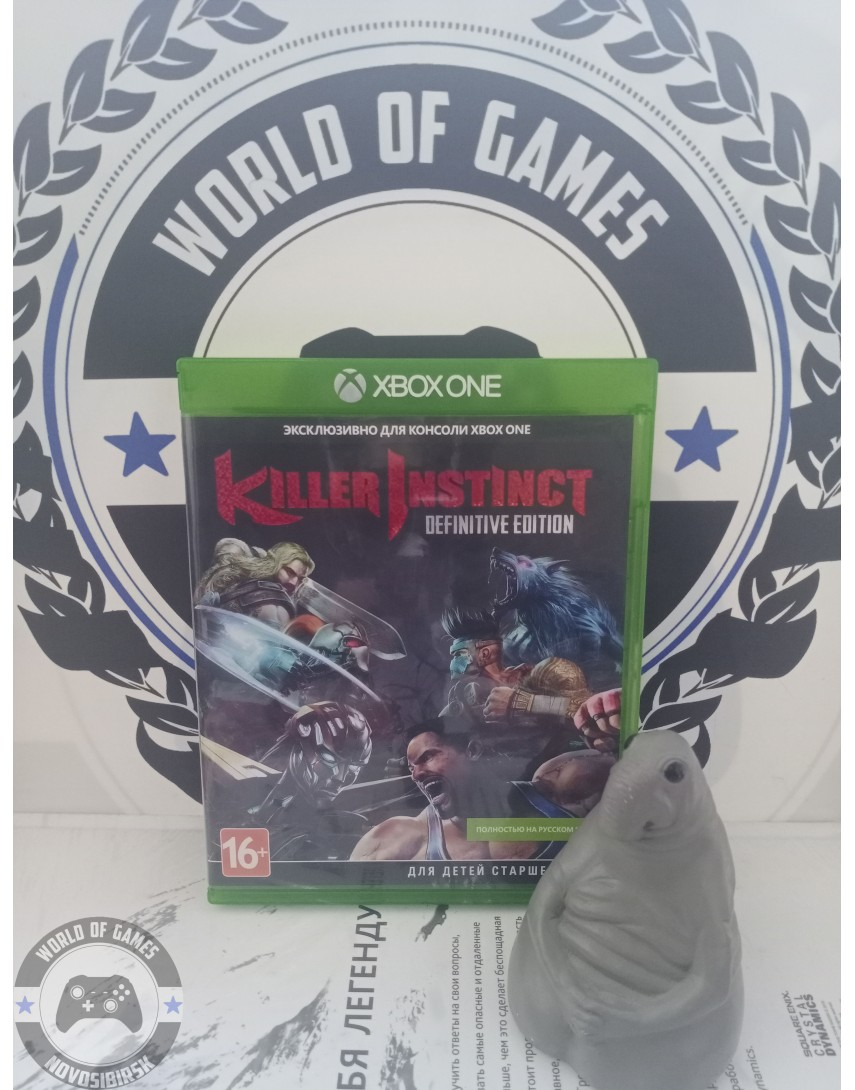 Killer Instinct [Xbox one]