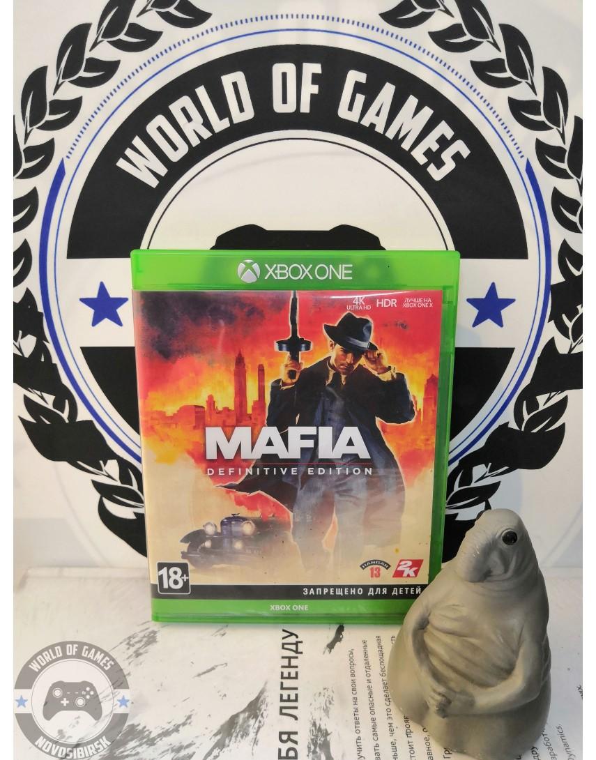 Mafia Definitive Edition [Xbox One]