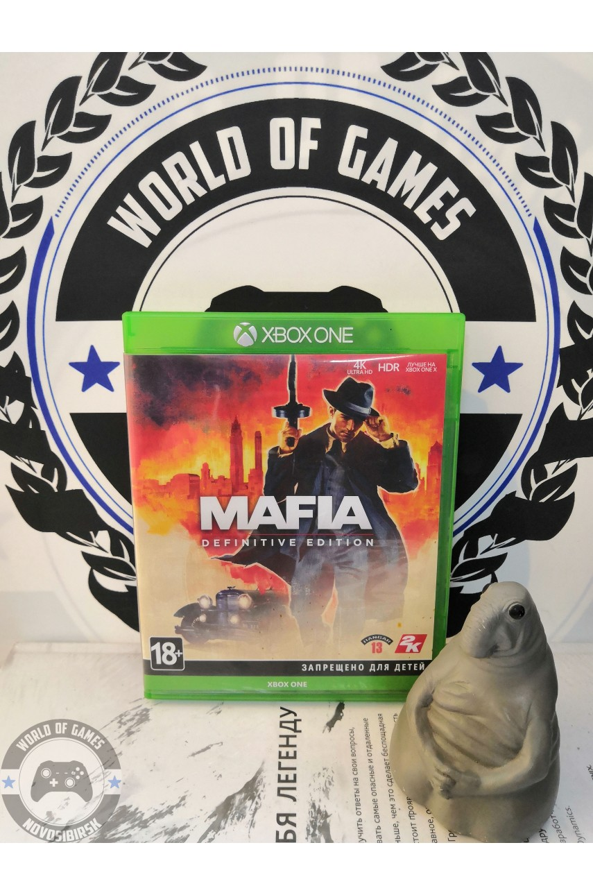 Mafia Definitive Edition [Xbox One]