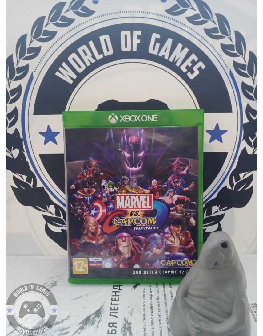 Marvel vs Capcom [Xbox One]