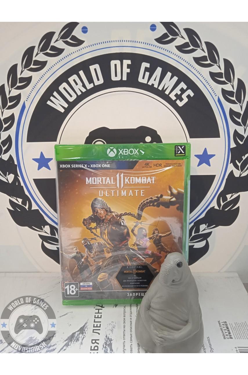 Mortal Kombat 11 Ultimate Edition [Xbox One]