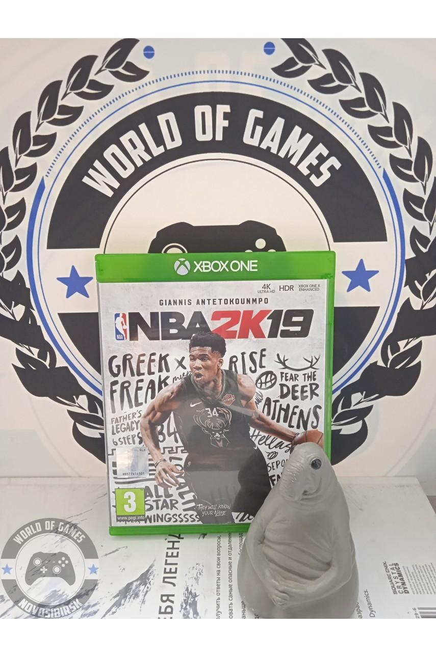 NBA2K19 [Xbox One]