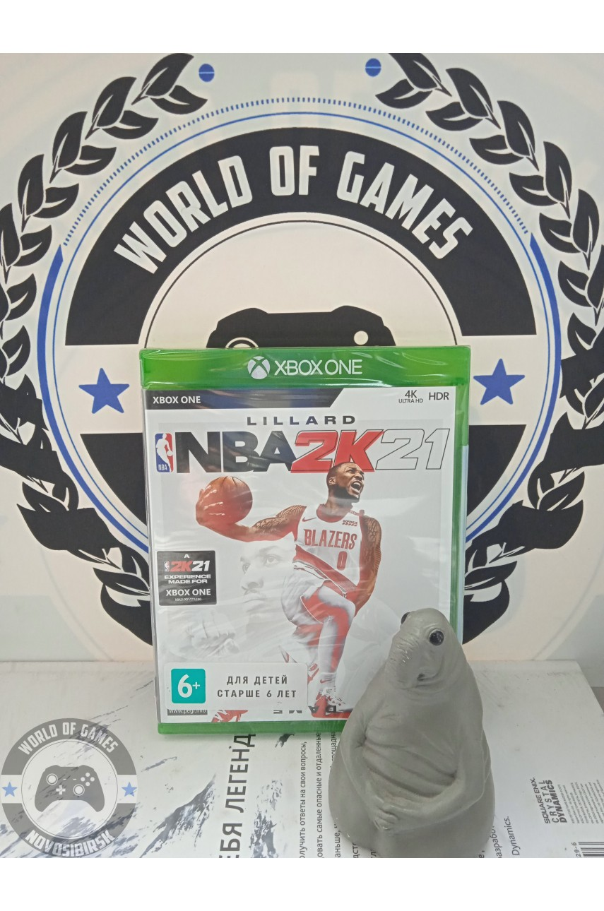 NBA2K21 [Xbox One]