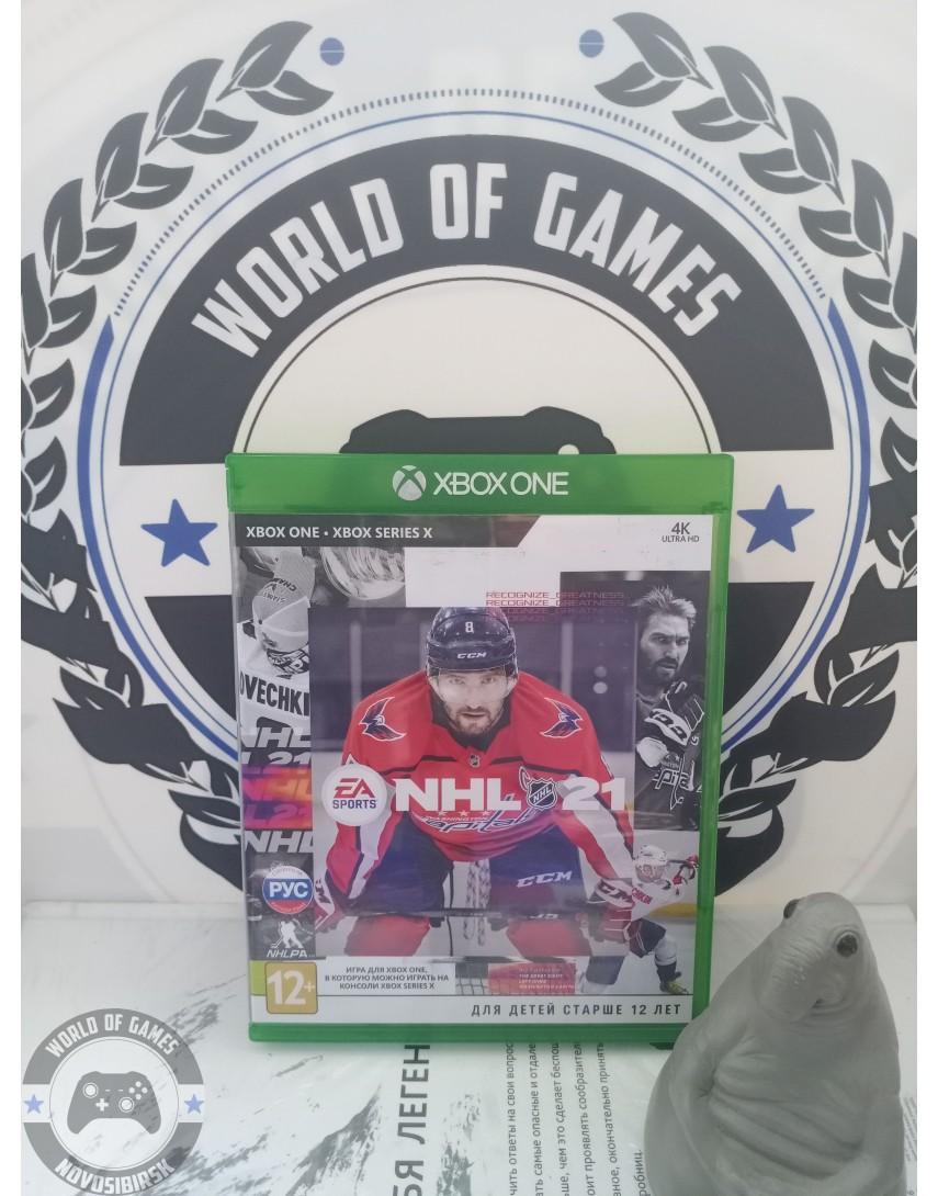 NHL 21 [Xbox One]