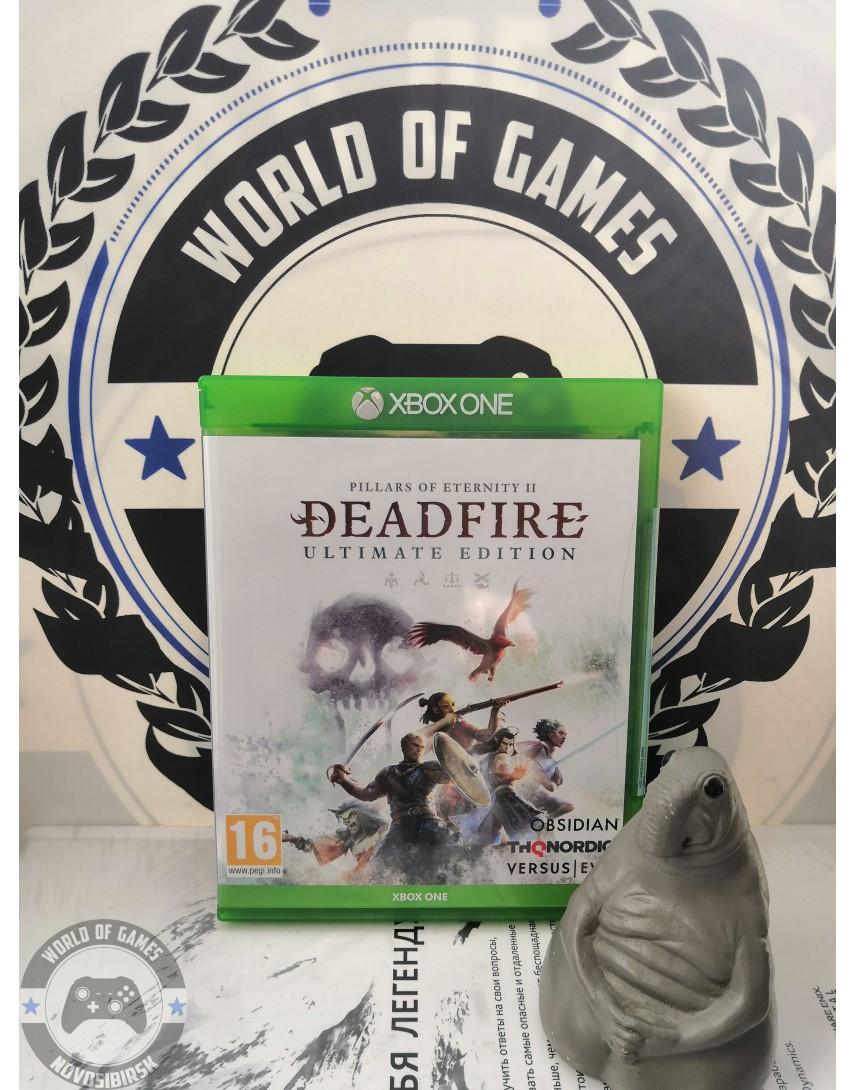 Pillars of Eternity 2 Deadfire [Xbox one]