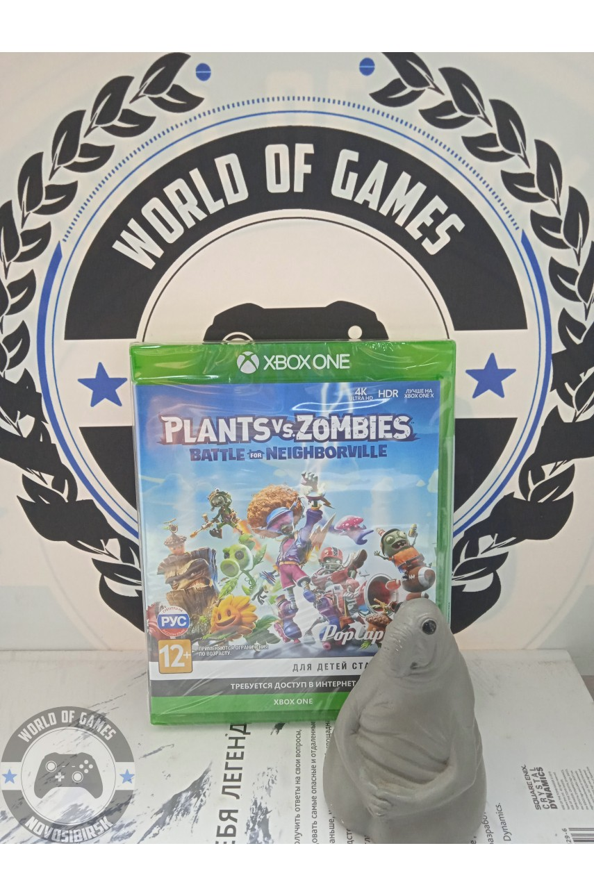 Plants vs Zombies Battle for Neighborville [Xbox One]