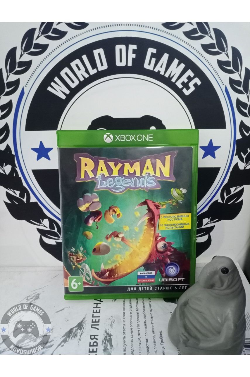 Rayman Legends [Xbox One]