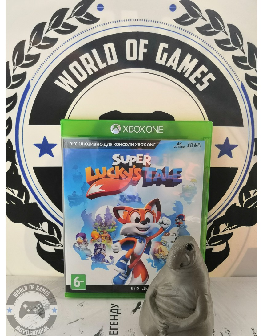 Super Lucky's Tale [Xbox One]
