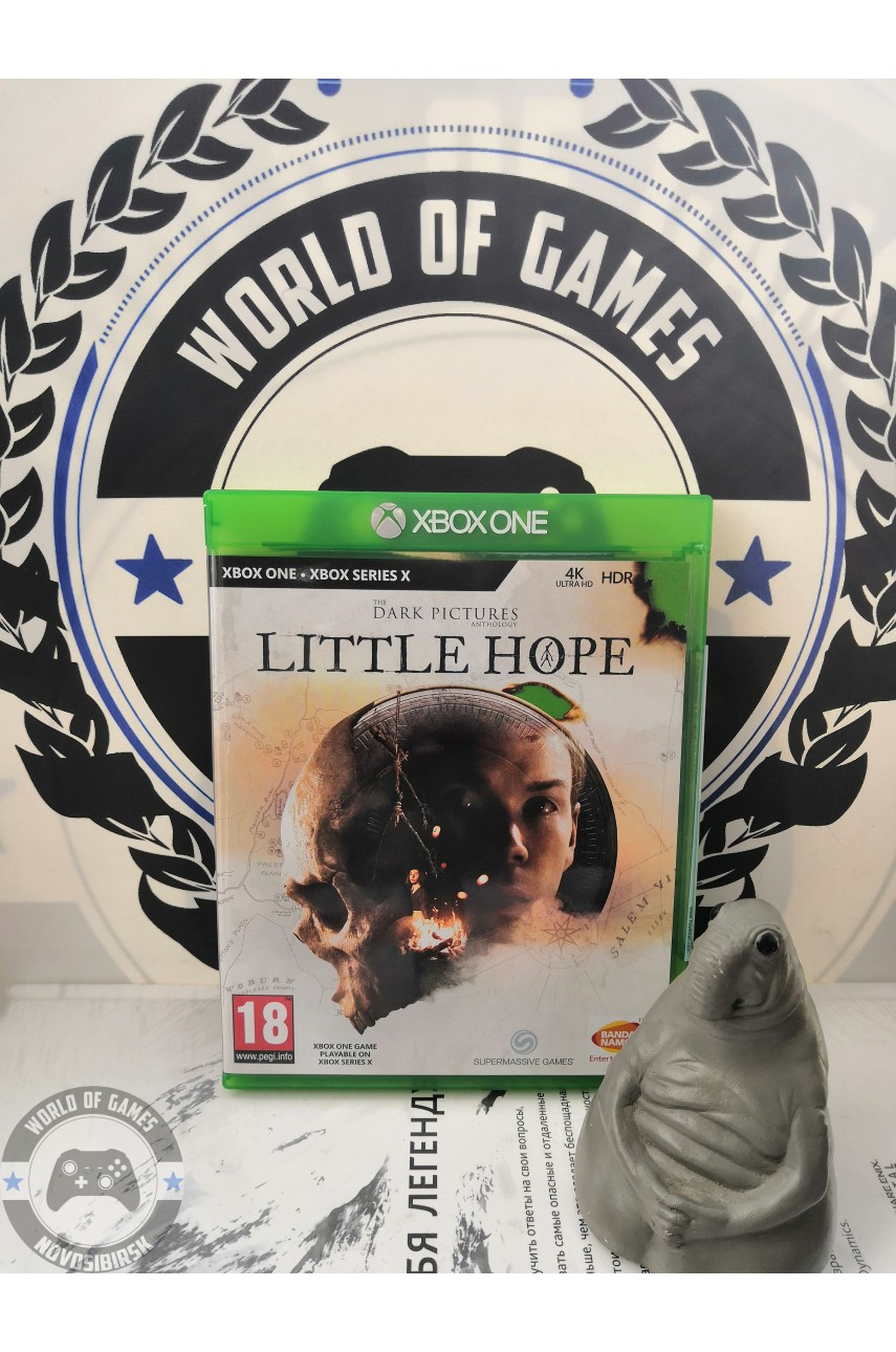 The Dark Pictures Little Hope [Xbox one]