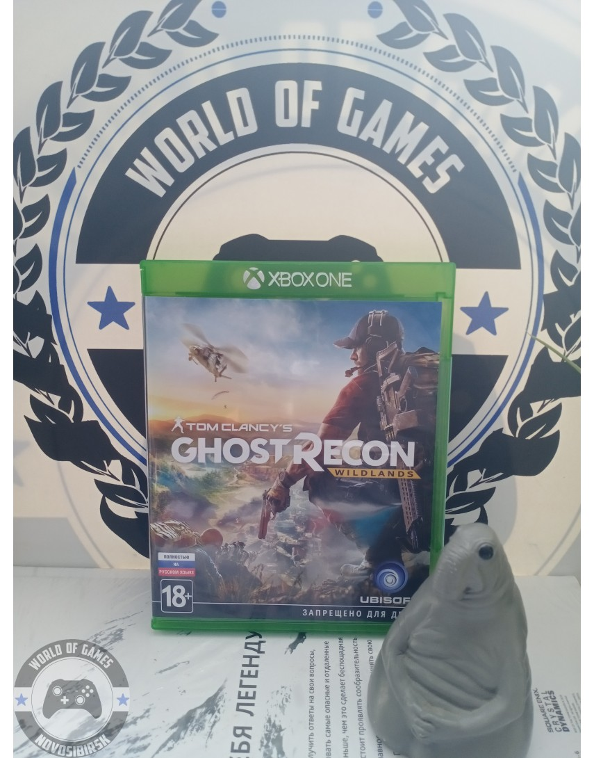 Tom Clancy's Ghost Recon Wildlands [Xbox One]
