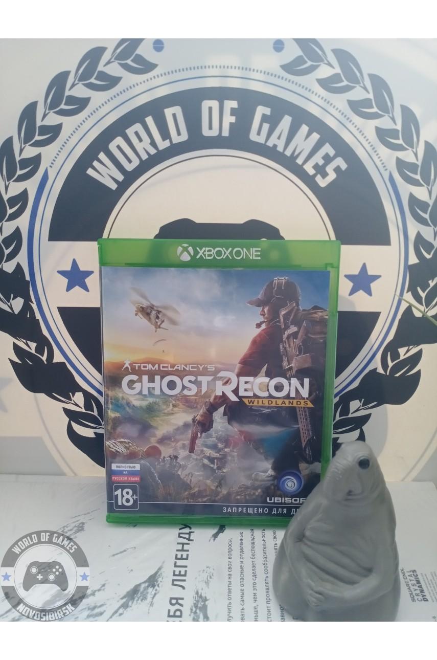 Tom Clancy's Ghost Recon Wildlands [Xbox One]