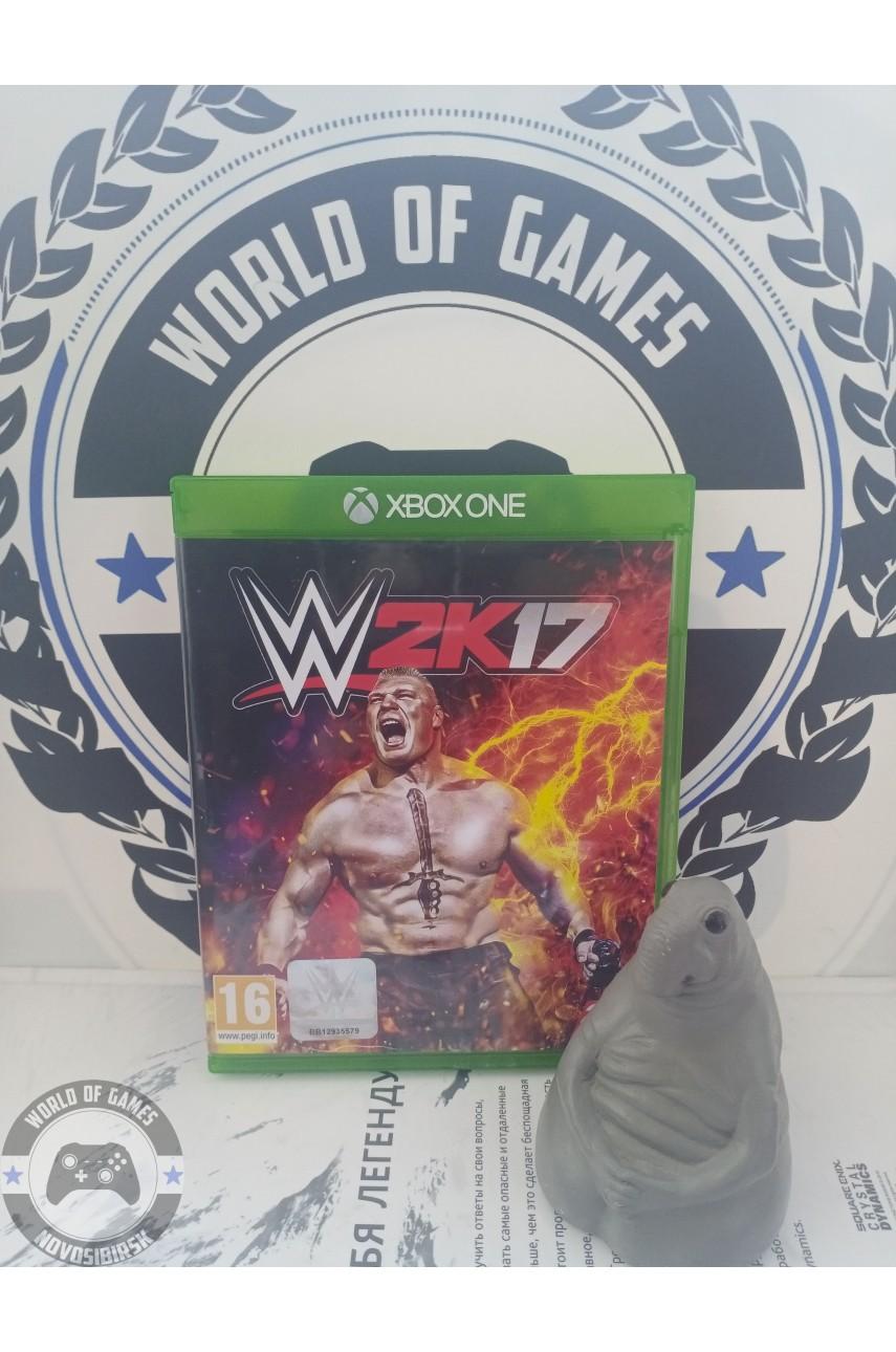 W2K17 [Xbox one]