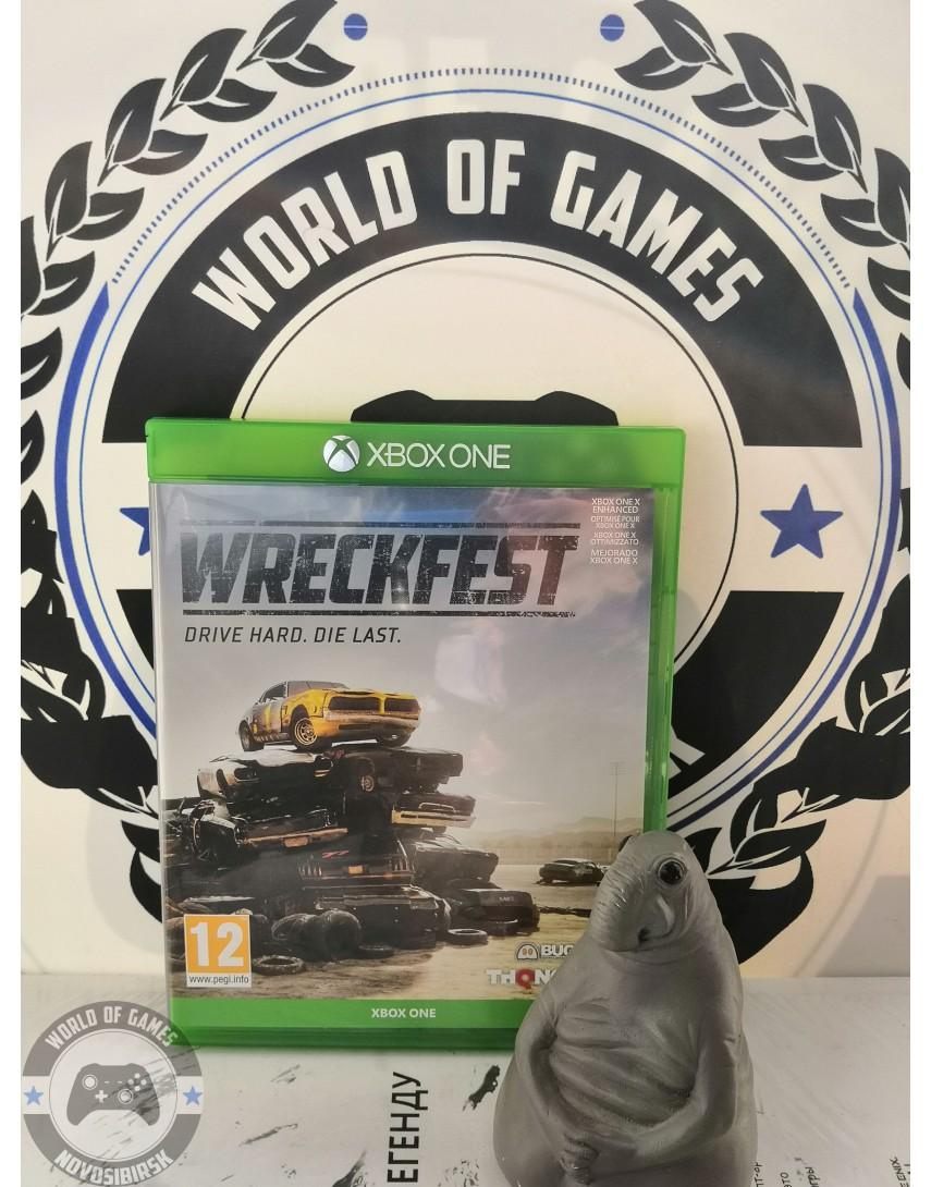 Wreckfest [Xbox One]