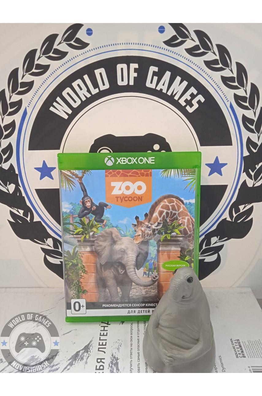 Zoo Tycoon [Xbox One]
