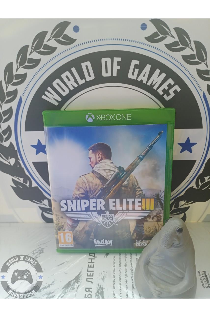 Sniper Elite 3 [Xbox One]