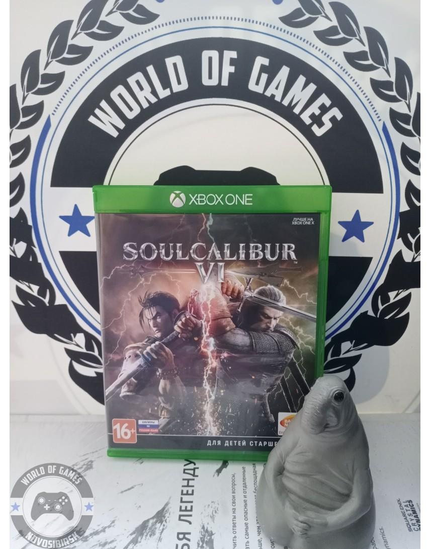 SoulCalibur 6 [Xbox One]