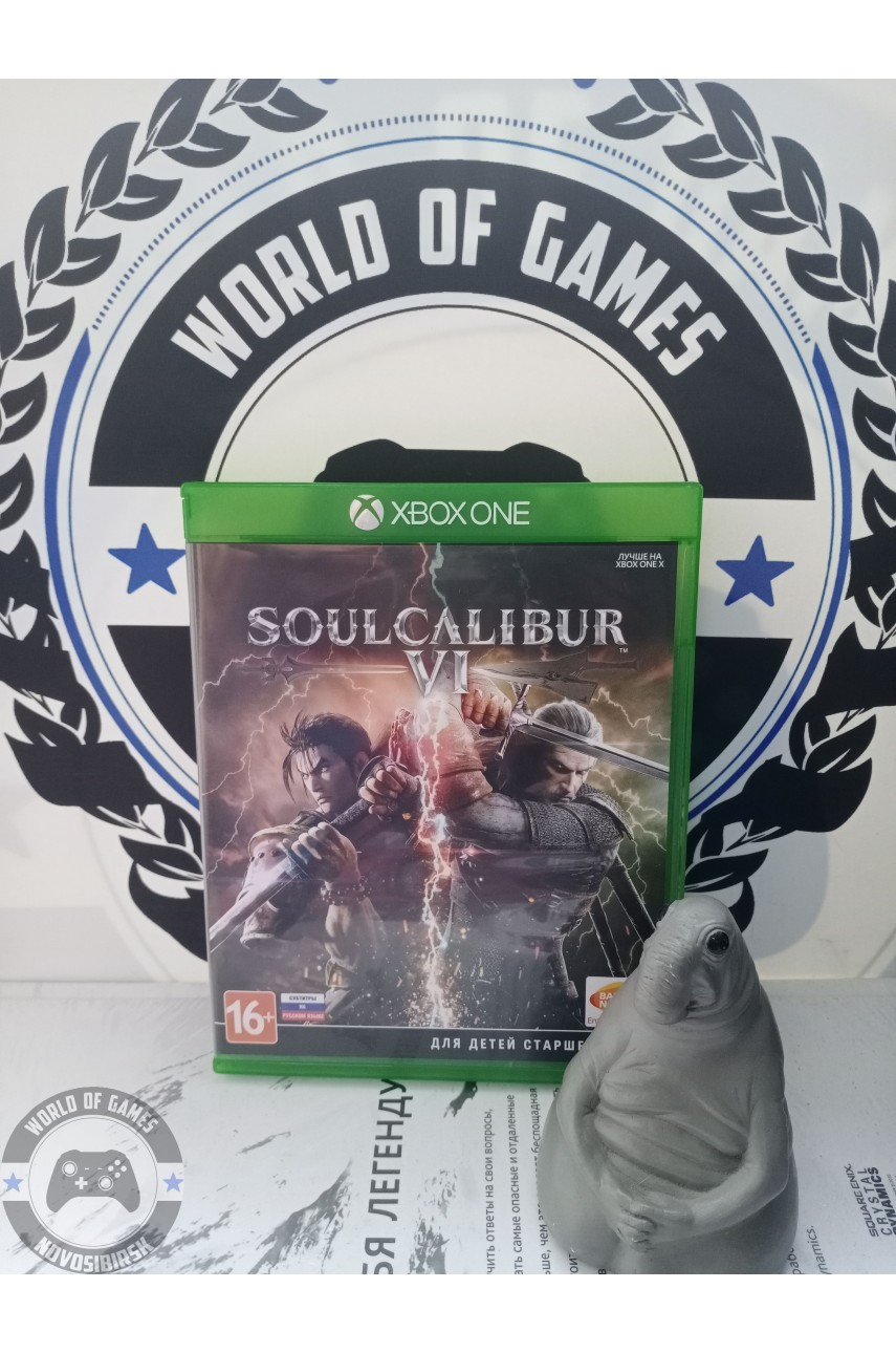 SoulCalibur 6 [Xbox One]