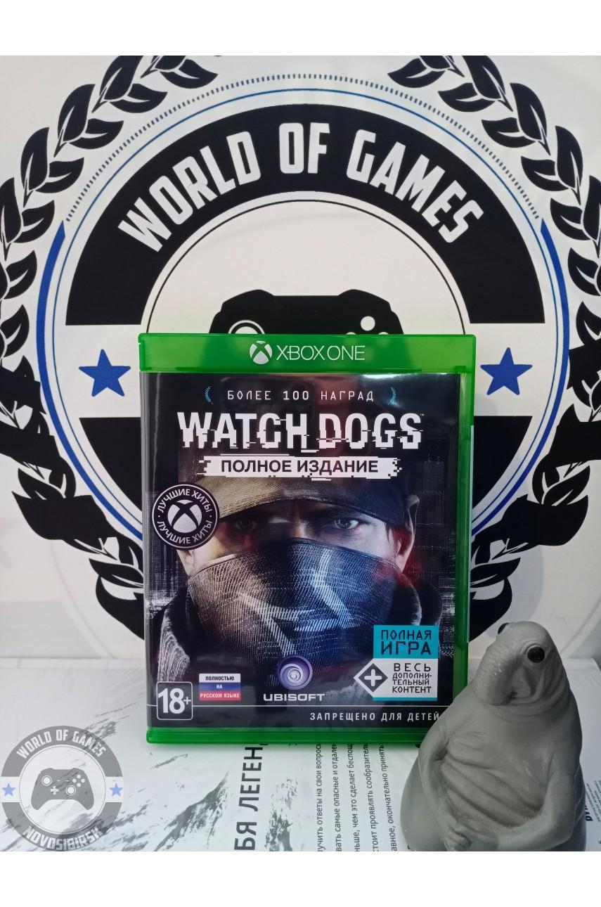 Watch Dogs Полное издание [Xbox One]