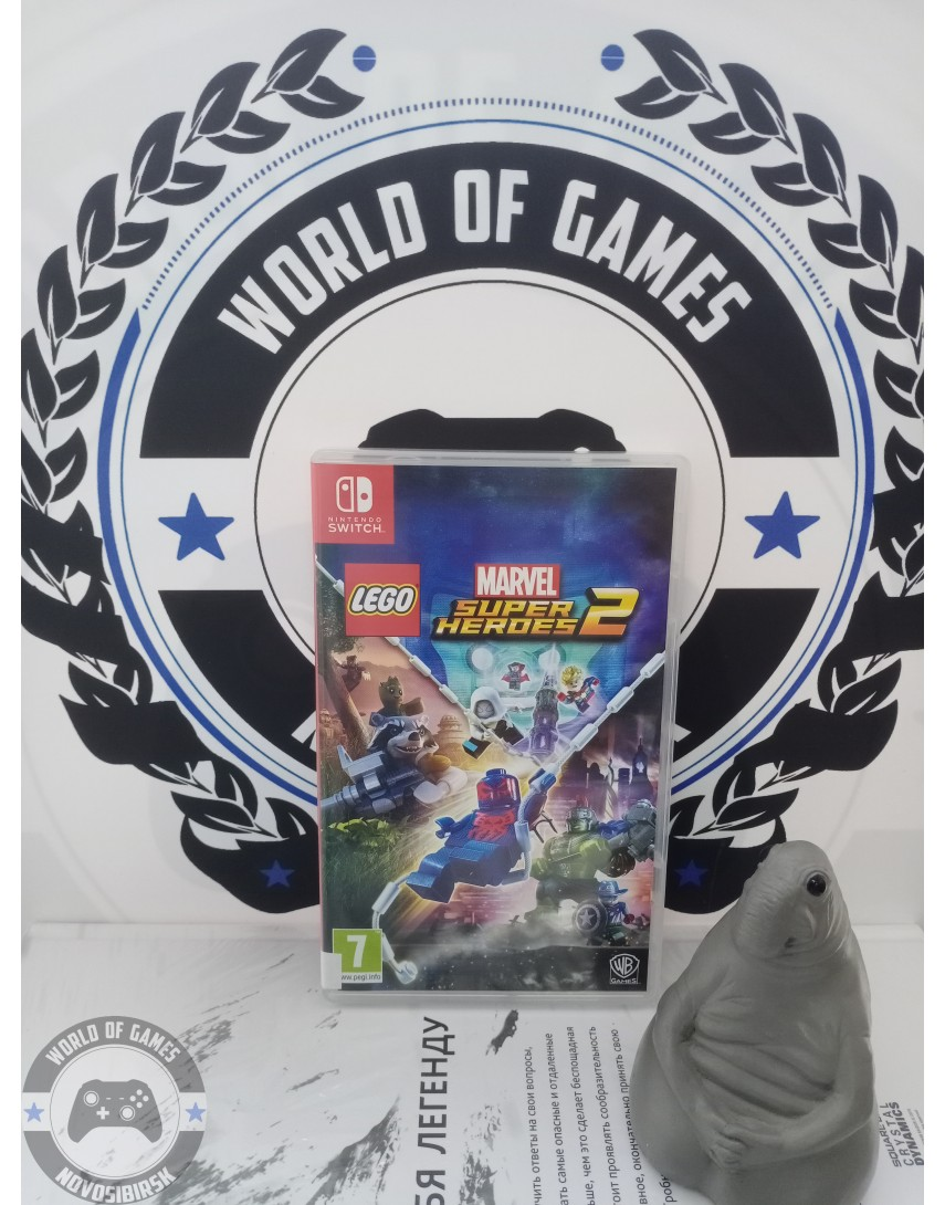 LEGO Marvel Super Heroes 2 [Nintendo Switch]