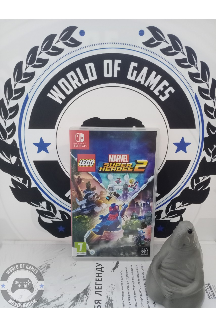 LEGO Marvel Super Heroes 2 [Nintendo Switch]