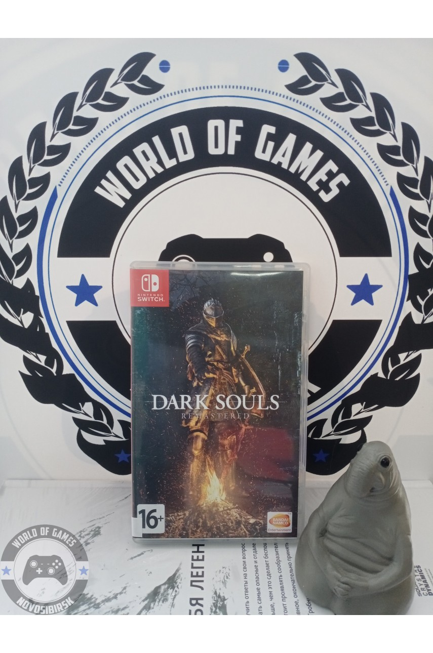 Dark Souls Remastered [Nintendo Switch]