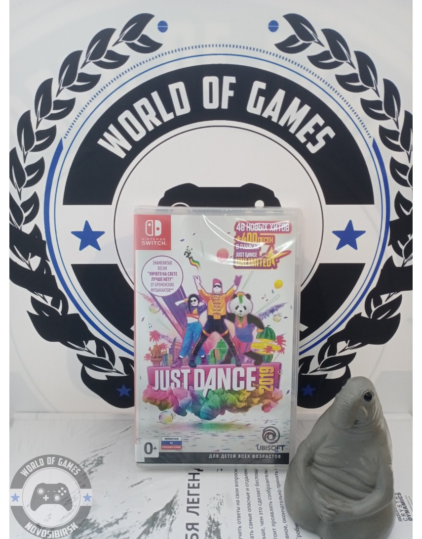Just Dance 2019 [Nintendo Switch]