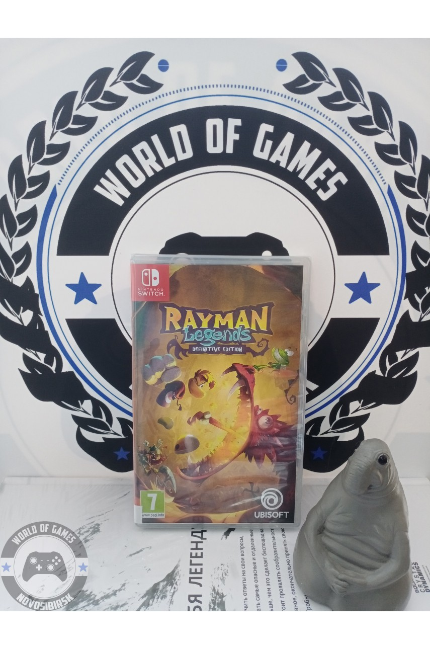 Rayman Legends [Nintendo Switch]