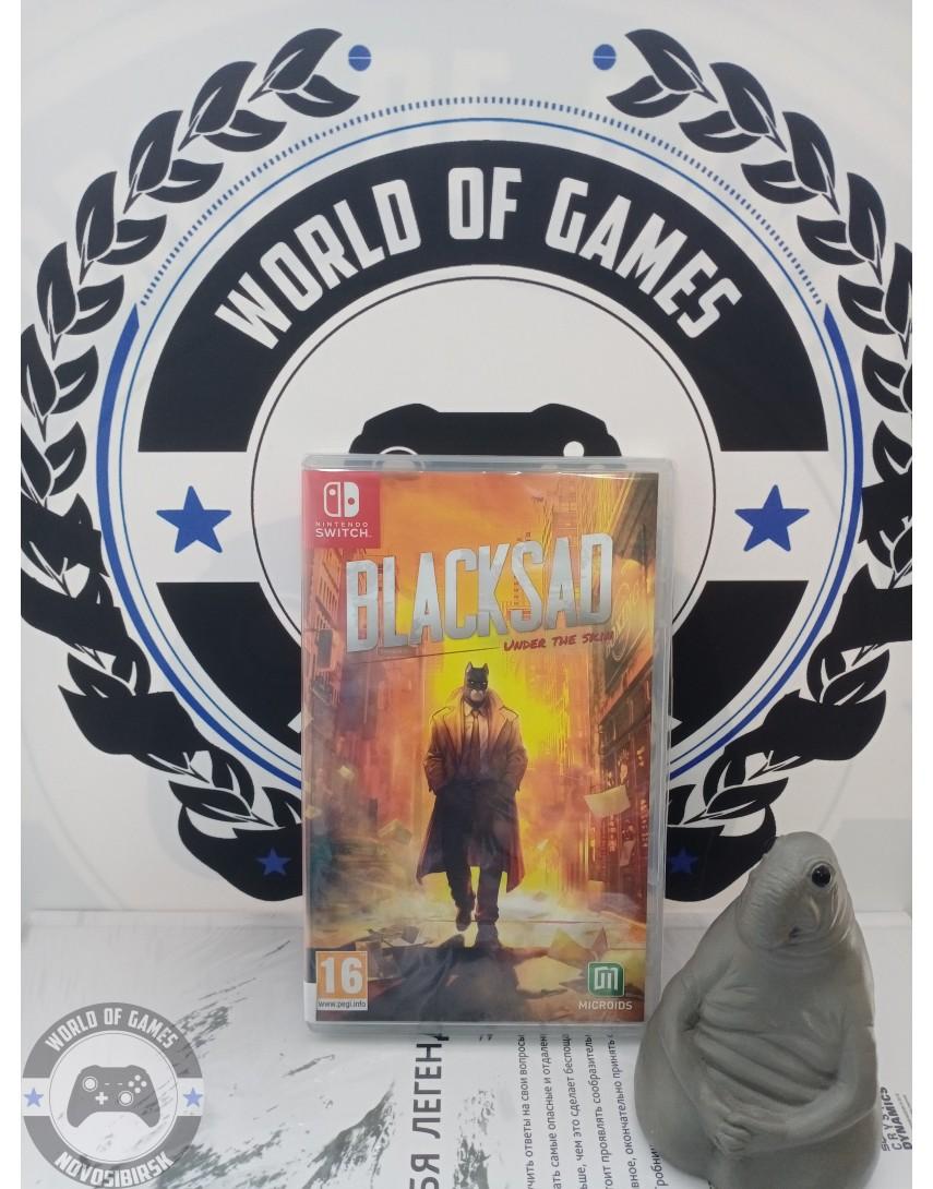 Blacksad - Under the Skin [Nintendo Switch]