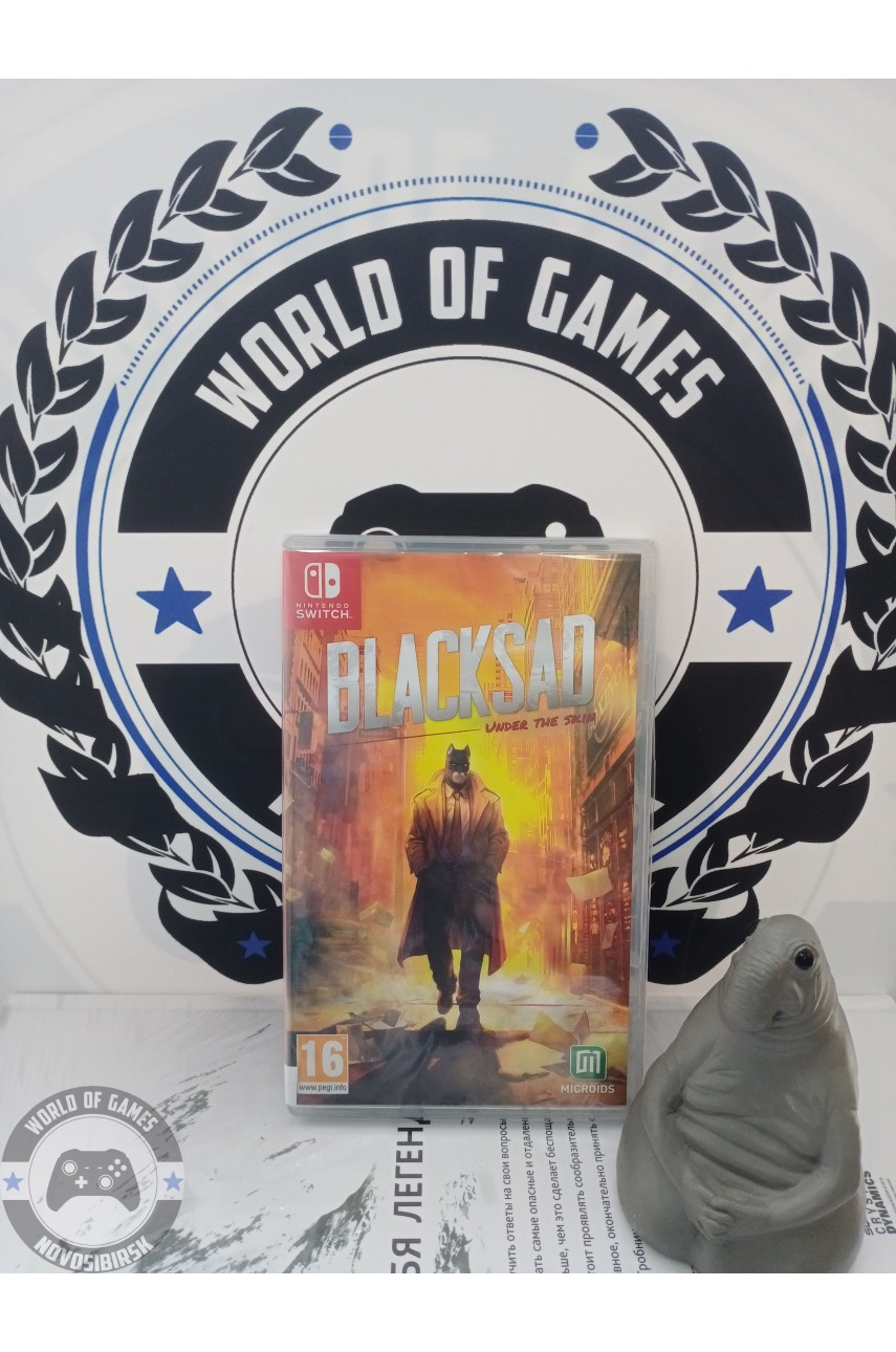 Blacksad - Under the Skin [Nintendo Switch]