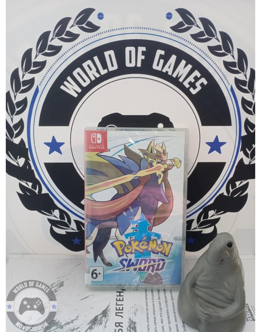 Pokemon Sword [Nintendo Switch]