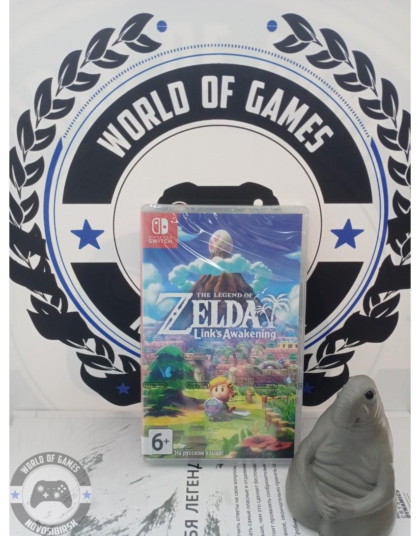 The Legend of Zelda Link's Awakening [Nintendo Switch]