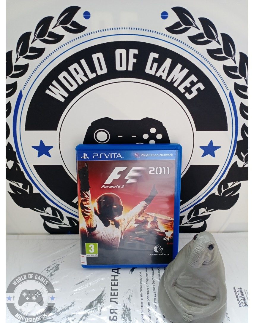 F1 2011 [PS Vita]