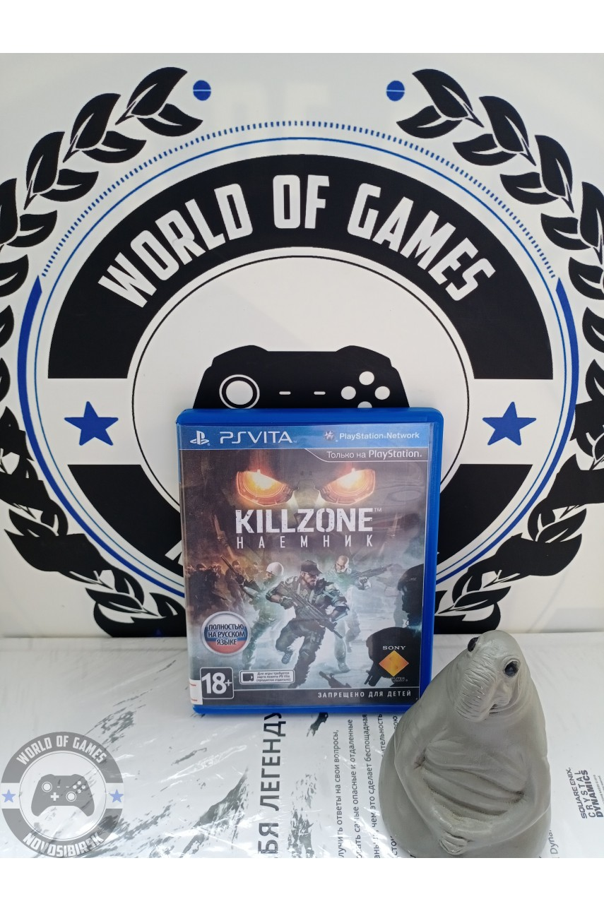 Killzone Наемник [PS Vita]