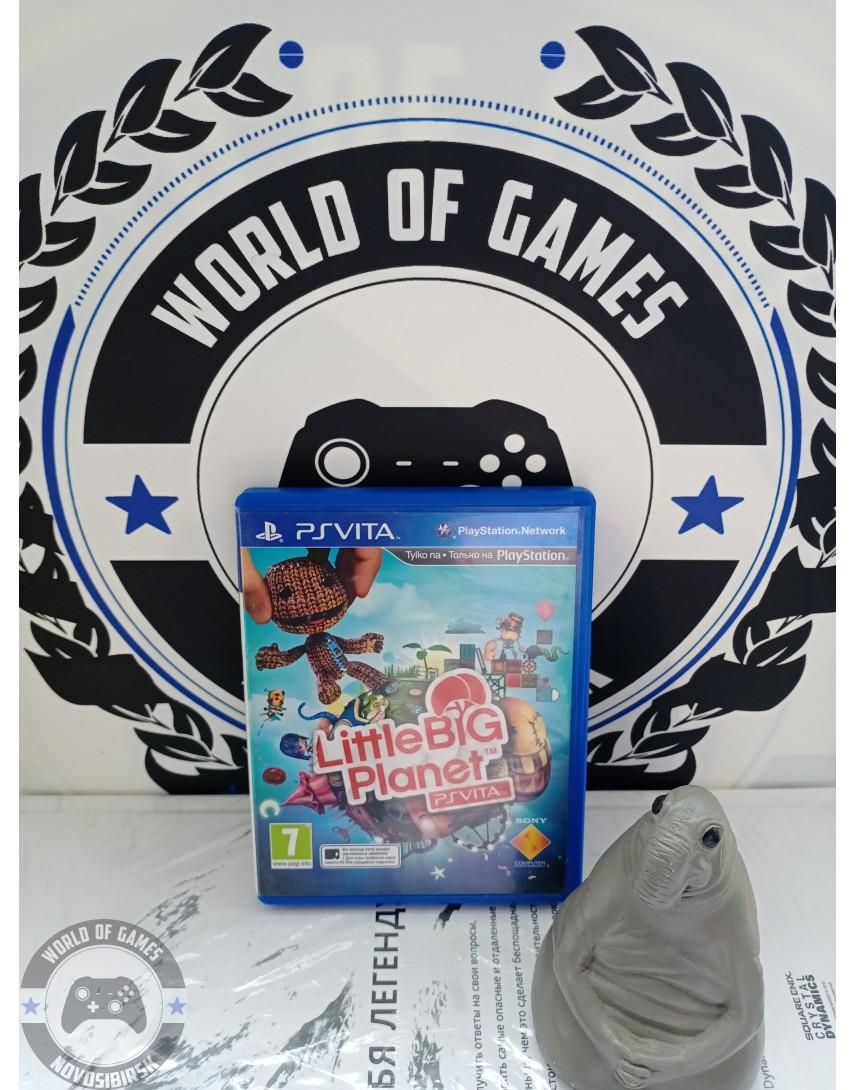 LittleBigPlanet [PS Vita]