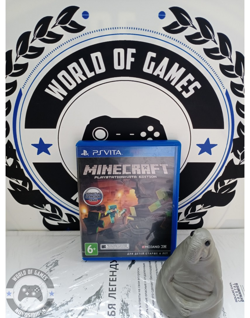 Minecraft [PS Vita]