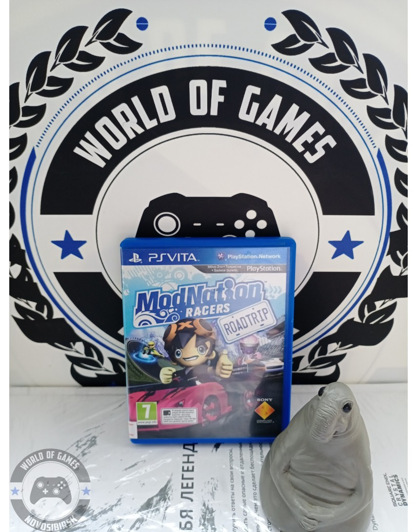 ModNation Racers [PS Vita]
