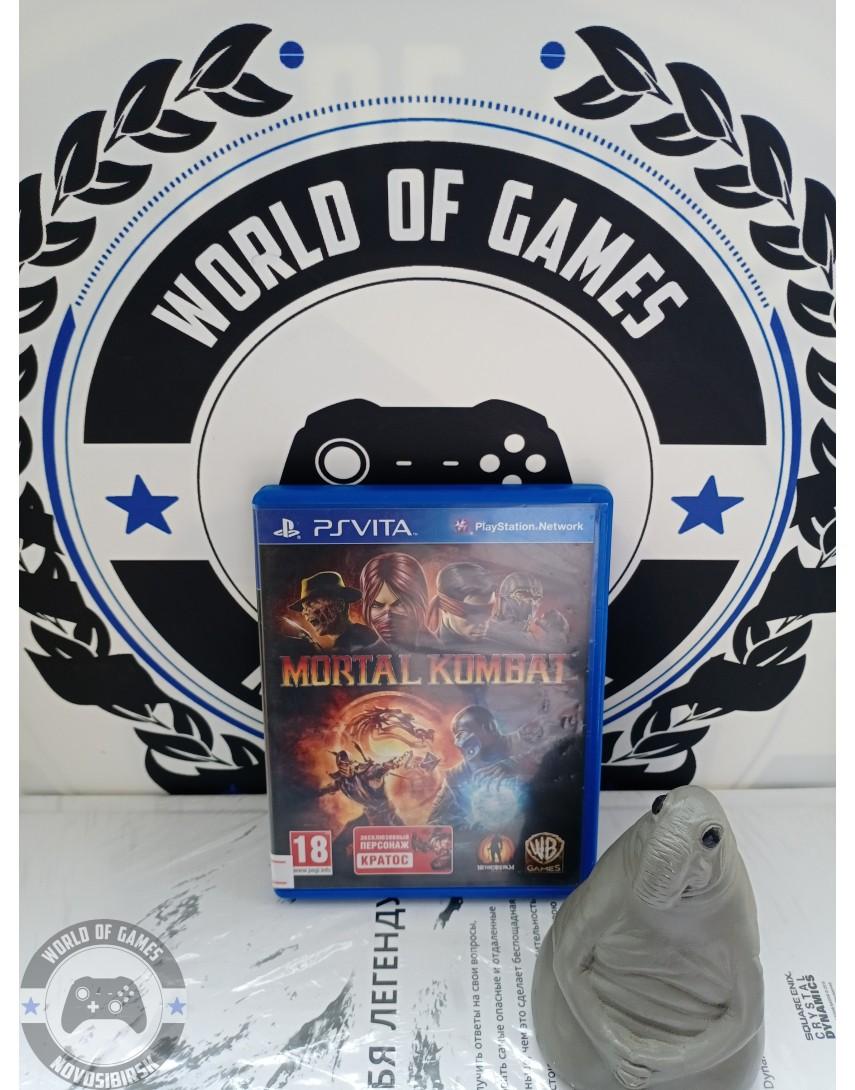 Mortal Kombat 9 [PS Vita]