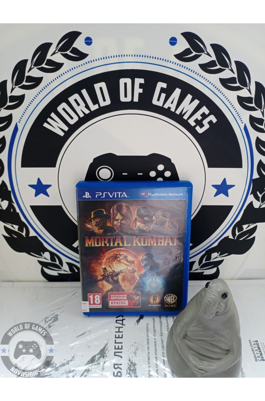 Mortal Kombat 9 [PS Vita]