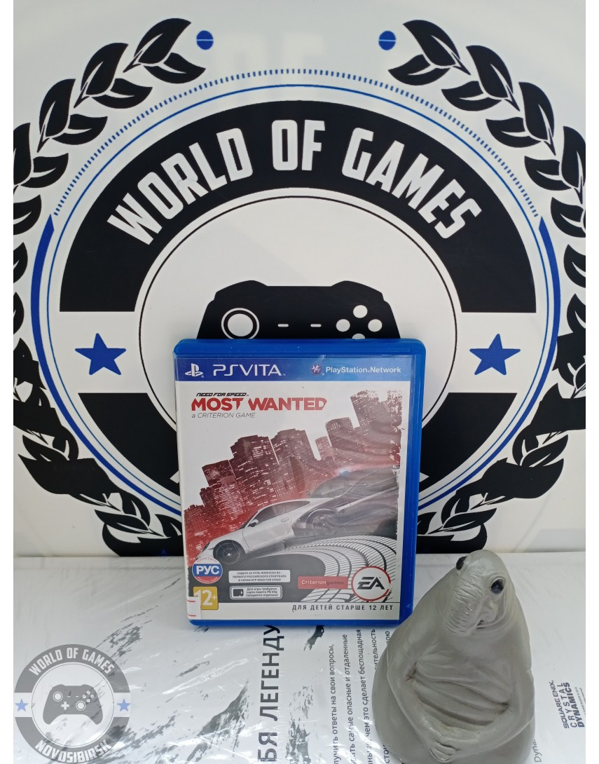 Need for Speed Most Wanted [PS Vita]