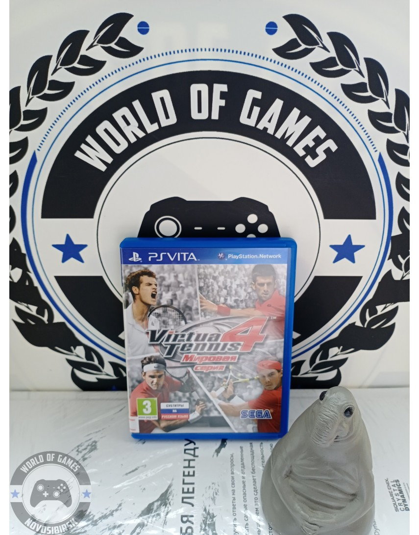 Virtua Tennis 4 [PS Vita]