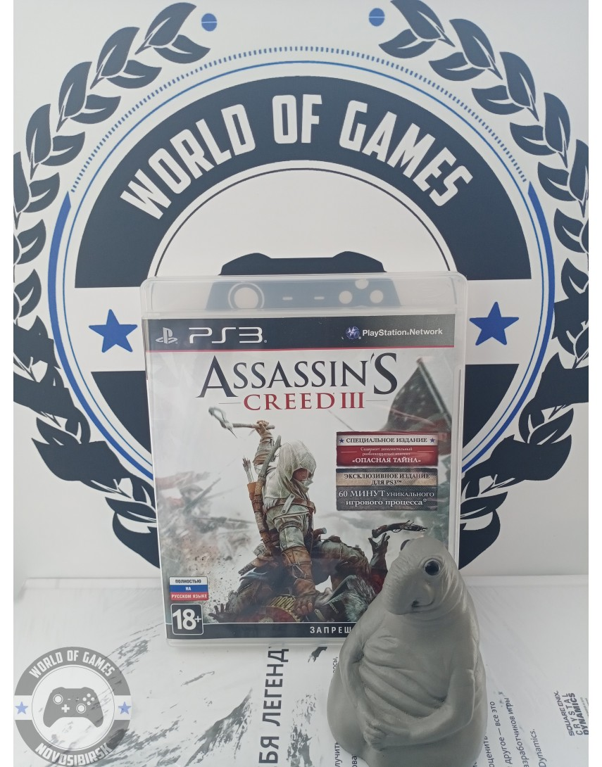 Assassin's Creed 3 [PS3]