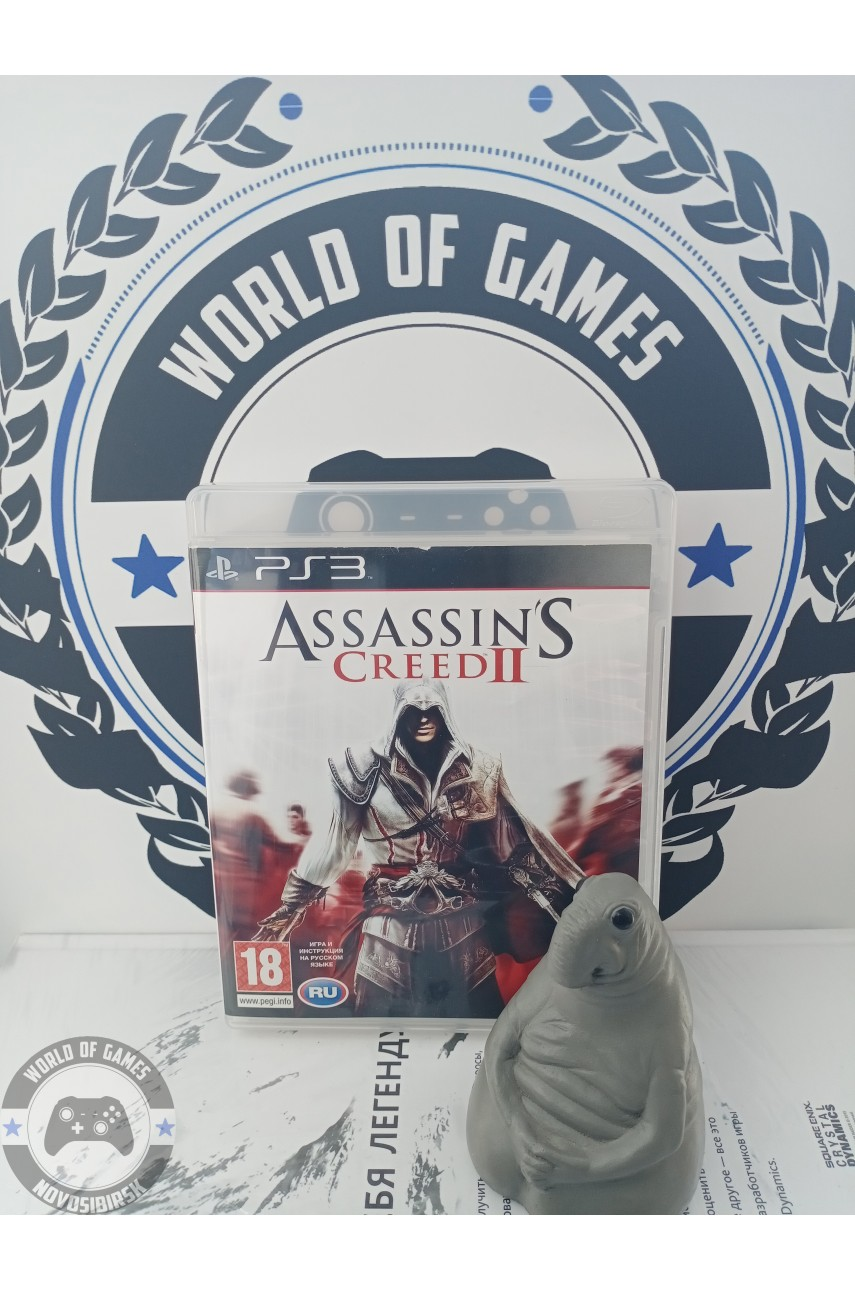 Assassin's Creed 2 [PS3]