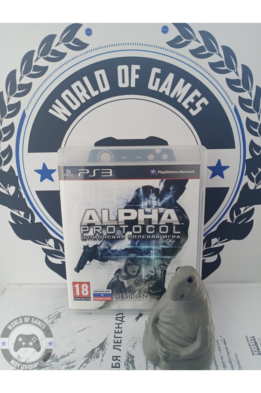 Alpha Protocol [PS3]