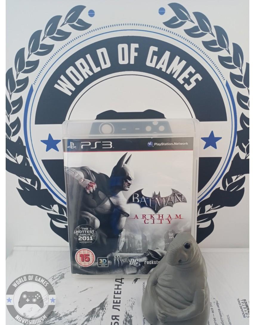 Batman Arkham City [PS3]