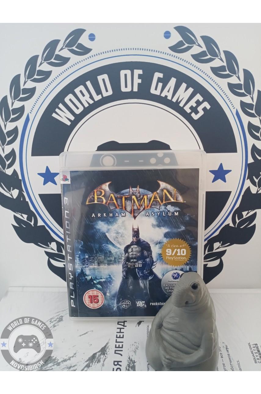 Batman Arkham Asylum [PS3]